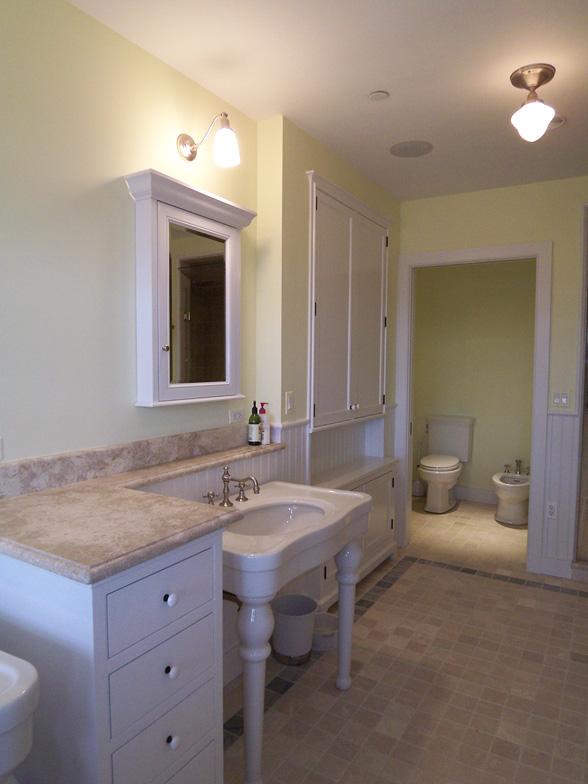 Philadelphia architect martin jay rosenblum for Master bathroom farmhouse
