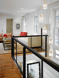Philadelphia Brownstone Condo Conversion Interior View I