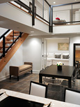 Philadelphia Brownstone Condo Conversion Interior View II